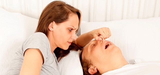 Why Your Snoring Isn't As Innocent As You Believe