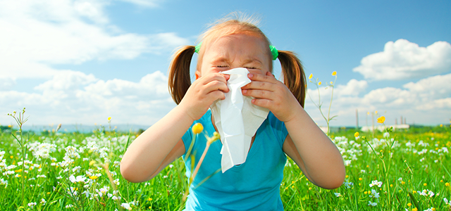 When Your Kids Have Allergies, Their Mouth Can Suffer Too