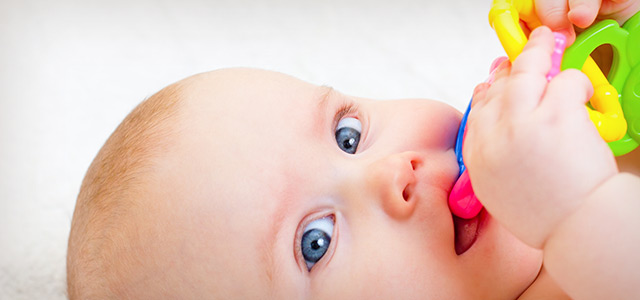 Has Your Infant Turned into a Biting, Drooling, Screaming Machine?