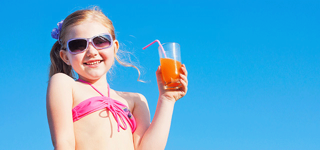 Get Your Child's Mouth Vacation-Ready