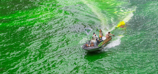 5 Ways To Get Your Green On This St. Pat's