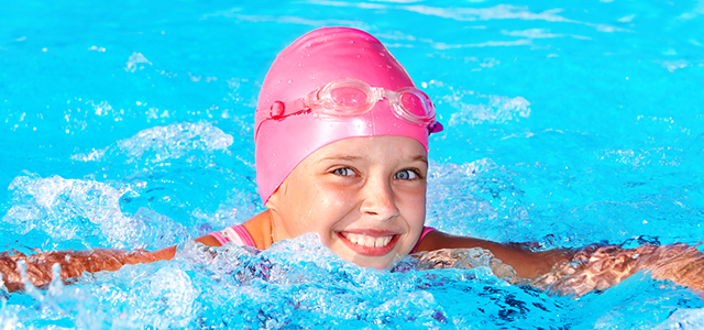 Is Pool Water Harming Your Child's Teeth?