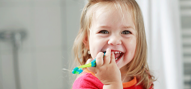 Is Your Child Really Brushing? How To Tell If They're Faking.