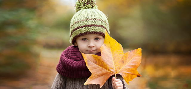 Keep Your Littles Sniffle-free This Fall