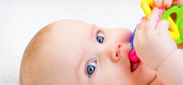 The Dangers of Teething Gels
