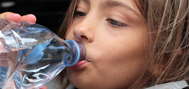 Is All That Bottled Water You're Drinking Hurting Your Kid's Teeth?