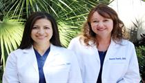 Drs. Susan Smith, Deepa Assandas