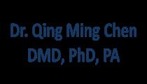 Dr. Qing Ming Chen, DMD, PhD